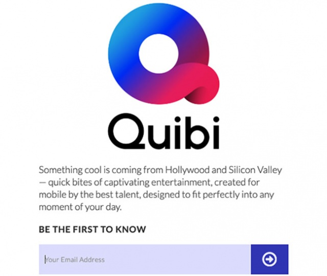 Quibi Vertical Video